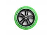 Колесо для самоката AO Mandala 110 мм Green/Black