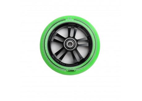 Колеса для самоката 110 мм AO Mandala Green/Black