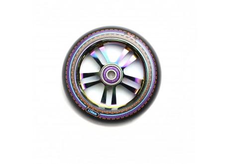 Колесо 110 мм AO Mandala Black/Oil Slick