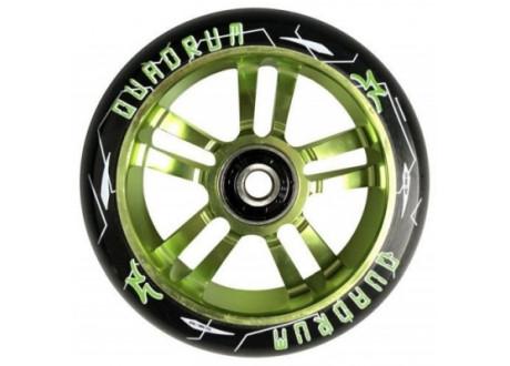 Колеса для трюкового самоката AO Quadrum 110 mm Green