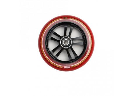 Колесо 110 мм AO Mandala Red/Black