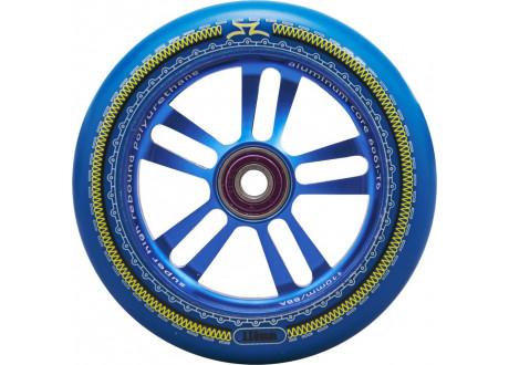 Колесо 110 мм AO Mandala  синий/синий