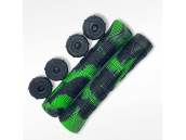 Грипсы для самоката Blunt V2 Green/Black