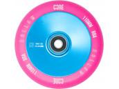 Колеса для трюкового самоката  CORE Hollowcore V2 Pro Scooter pink/blue  110мм