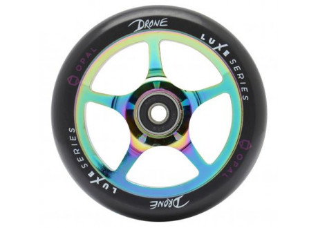 Колесо Drone Luxe 110 мм Opal Black/Oil Slick