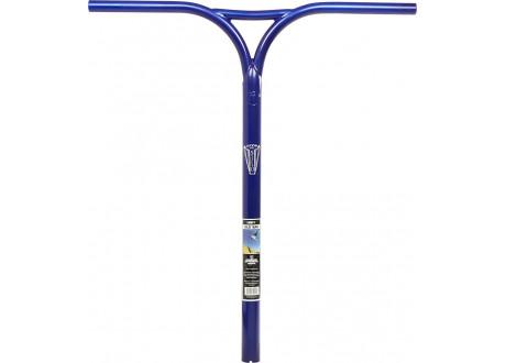 Руль для трюкового самоката Lucky Silo 610х660 мм голубой