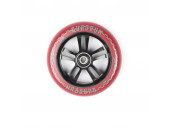 Колеса для трюкового самоката AO Quadrum 10-Star 110 мм красный/черный