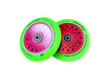 Колеса на трюковой самокат  Ride 858 GR 110 мм Watermelon